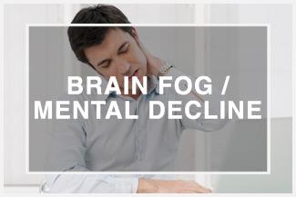 Chronic Pain Ravenna OH Brain Fog Symptom